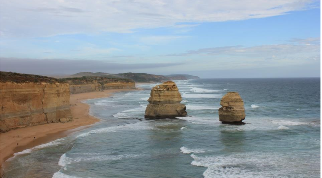 Road Tripping Down the Great Ocean Road, Australia